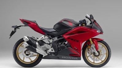 2021 Honda Cbr250rr Red