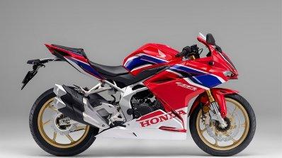 2021 Honda Cbr250rr Red With Stripes
