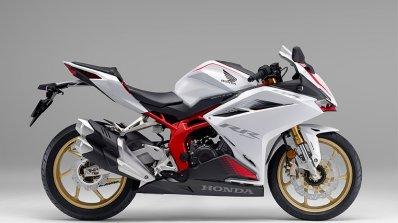 2021 Honda Cbr250rr White