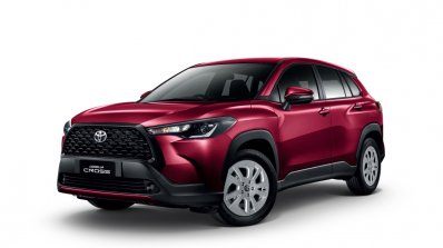 Toyota Corolla Cross Launched In Thailand 5