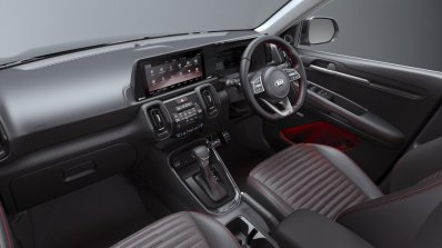 Kia Sonet World Premiere Deign Interior
