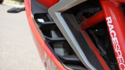 Tvs Apache Rr 310 Cooling Channel
