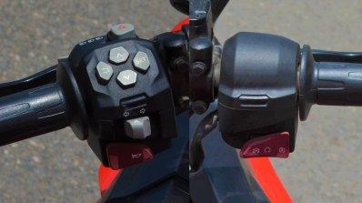 Tvs Apache Rr 310 Switchgear