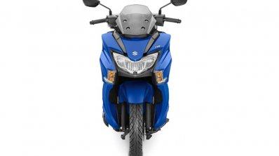 Suzuki Burgman Street 125 Blue Front