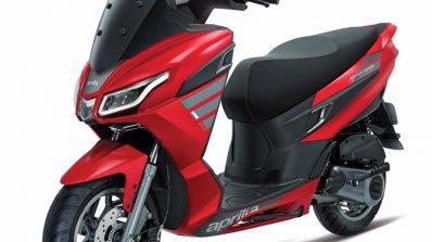 Aprilia Sxr160 Pics Red 5