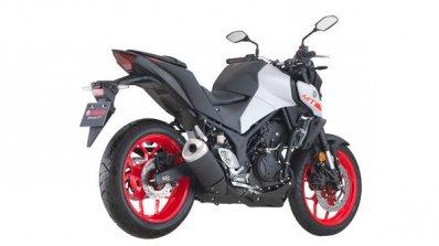2020 Yamaha Mt 25 Rear Right