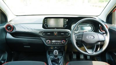 Hyundai Grand I10 Nios Turbo Dashboard