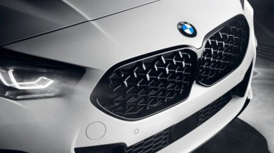 Bmw 2 Series Gran Coupe Black Shadow Edition Grill