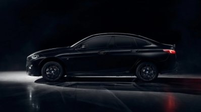 Bmw 2 Series Gran Coupe Black Shadow Edition Side