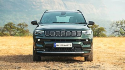 Jeep Compass Facelift Unveiled 7