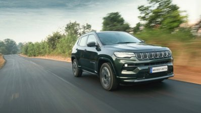 Jeep Compass Facelift Unveiled 9