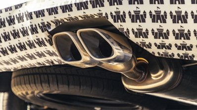 Hyundai Alcazar Exhaust Pipe