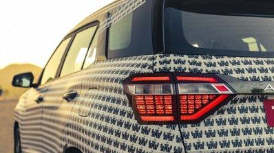 Hyundai Alcazar Tail Lamps