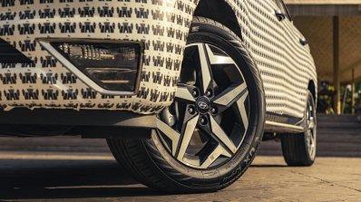 Hyundai Alcazar Wheels