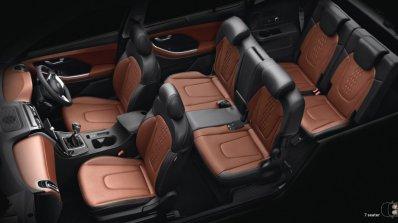 Hyundai Alcazar Official Image Interior Seats