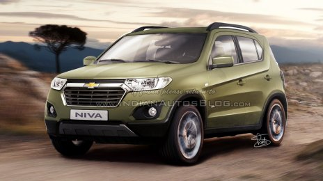 Chevrolet Niva Indian Autos Blog