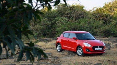 Maruti Suzuki Swift- इमेज गैलरी