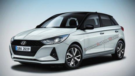 2020 Hyundai i20- यहां देखें अपकमिंग क्रॉसओवर की कुछ स्पाई इमेज