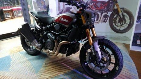 Indian FTR 1200- यहां देखें इस शानदार बाइक की तस्वीरें