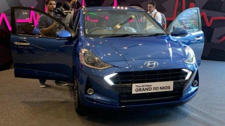 Hyundai Grand i10 Nios- यहां देखें इस नई कार की कुछ शानदार तस्वीरें