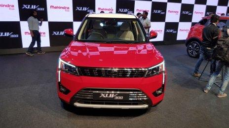 Mahindra XUV300- यहां देखें इस शानदार एसयूवी की तस्वीरें