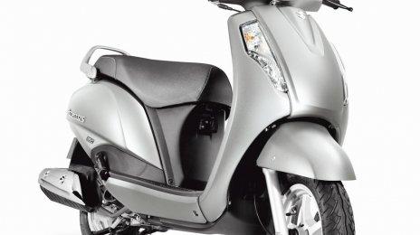 Suzuki Access 125- यहां देखें तस्वीरें