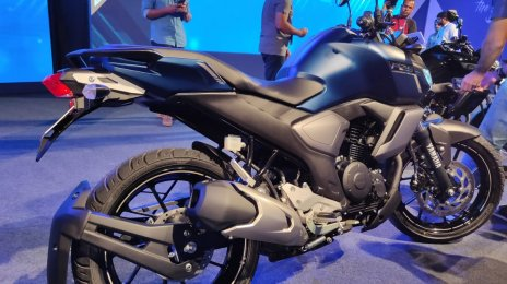 Yamaha Fz S Fi V- इमेज गैलरी