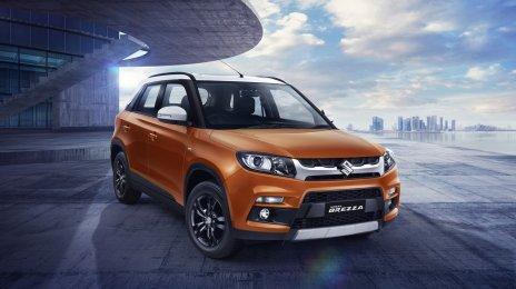 Maruti Vitara Brezza petrol- यहां देखें इस शानदार कार की कुछ और तस्वीरें