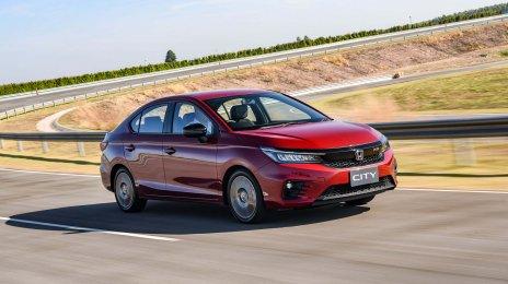 2020 Honda City- इमेज गैलरी