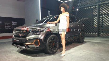 Kia Seltos X Line Concept- इमेज गैलरी