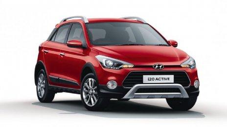 Hyundai i20 Active- इमेज गैलरी