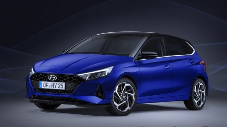 2020 Hyundai i20- इमेज गैलरी