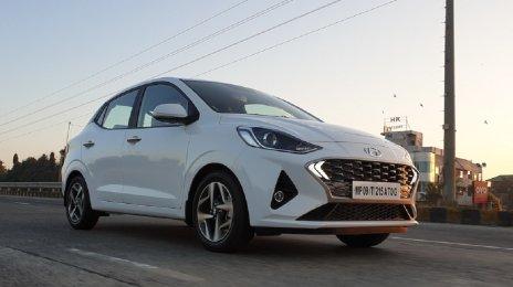 Hyundai Aura- इमेज गैलरी