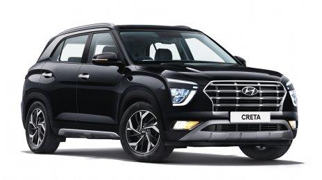 2020 Hyundai Creta- इमेज गैलरी