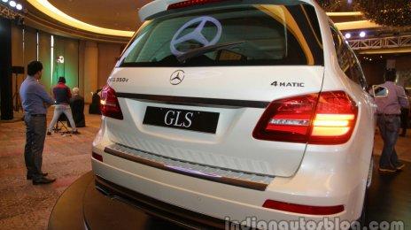 Mercedes-Benz GLS- इमेज गैलरी