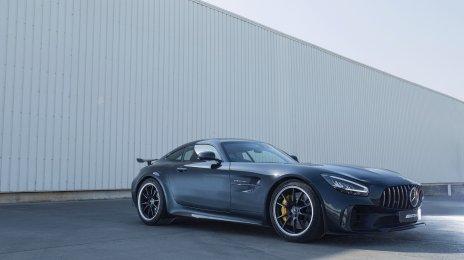 Mercedes-AMG GT R- इमेज गैलरी