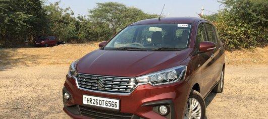 Maruti Suzuki's second EV to be based on Ertiga - Report