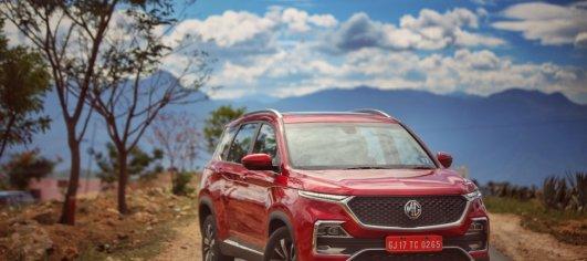 MG Hector भारत में लॉन्च, कीमत 12.18 लाख रुपये से शुरू