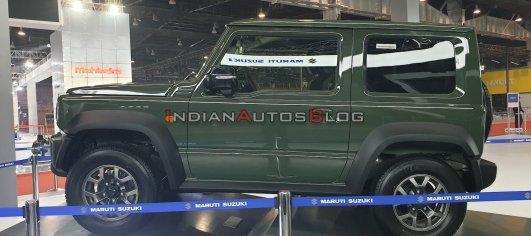 Maruti Suzuki to launch Mk4 Jimny/next-gen Gypsy in November this year - Report