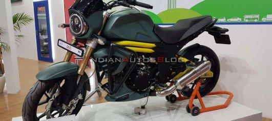 ARAI showcases a Mahindra Mojo mild-hybrid - Exclusive details inside