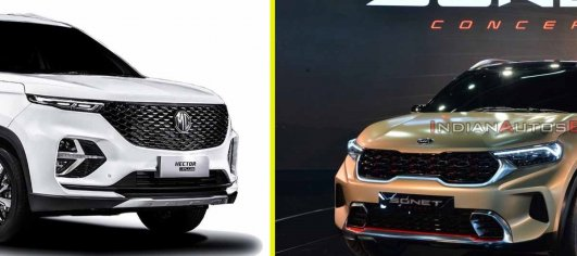 MG Hector Plus से Kia Sonet तक,20 लाख तक की अपकमिंग SUV
