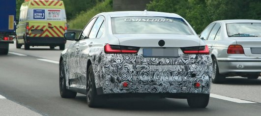BMW 3 Series electric car spotted testing, expected launch in 2023 - Report