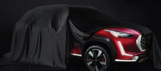 Nissan's Sub-4 Metre Magnite SUV Scheduled For Early-2021 Launch, Details Teased