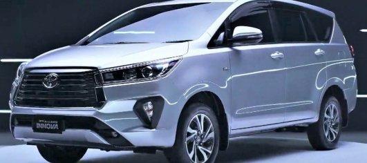 2021 Toyota Innova Crysta facelift revealed, India launch likely next year