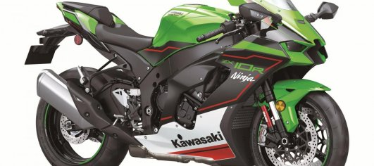 2021 Kawasaki Ninja ZX-10R unveiled; performance with cleaner emissions
