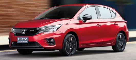 2021 Honda City Hatchback unveiled in Thailand, India launch unlikely