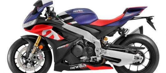 2021 Aprilia RSV4 revealed; gets larger engine, revised design & more