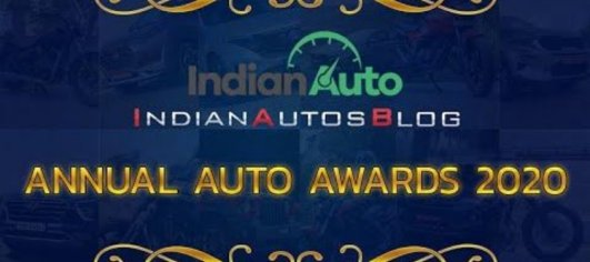 IndianAutosBlog - Car and Motorcycle Of The Year Awards 2020