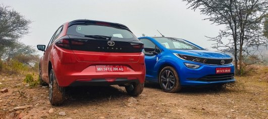 2021 Tata Altroz iTurbo – First Drive Review