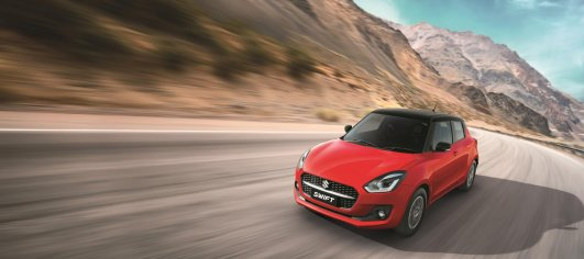 2021 Maruti Swift Launched - New Engine, Updated Looks & More